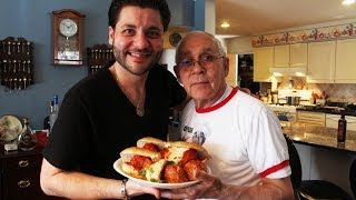 Chef Pasquale and Johnny Meatballs Have A Ball - OrsaraRecipes