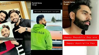 Parmish Verma Snapchat - 26/1/2019 Happy Republic Day