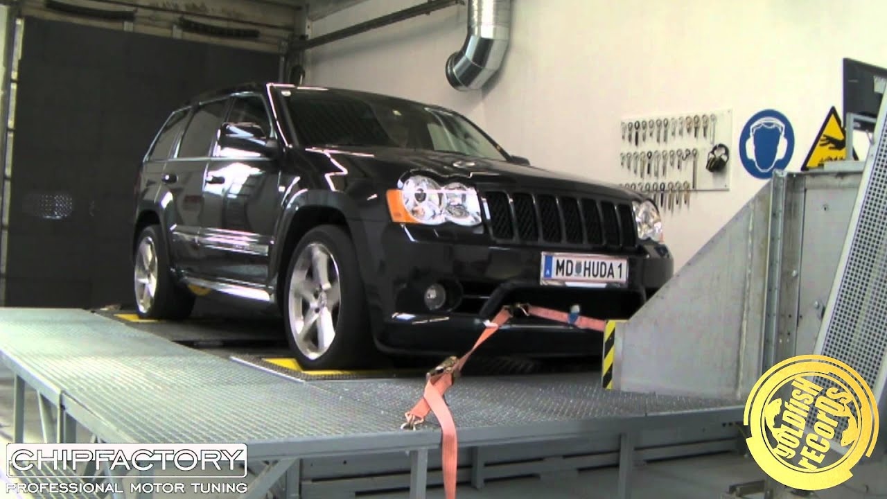 jeep grand cherokee srt8 tuning by chipfactory youtube. Black Bedroom Furniture Sets. Home Design Ideas