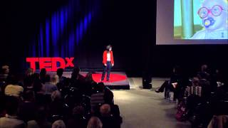 Time, intensity, and patience: Tiffany Verzal at TEDxLincoln