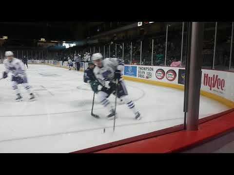 Sioux City Musketeers highlights 3rd period part 2