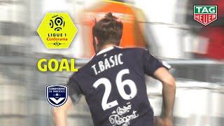 Goal Toma BASIC (2') / Girondins de Bordeaux - Toulouse FC (2-1) (GdB-TFC) / 2018-19