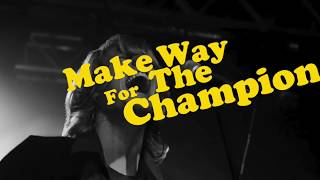 OUT LOUD! THE CHAMPION LYRIC VIDEO