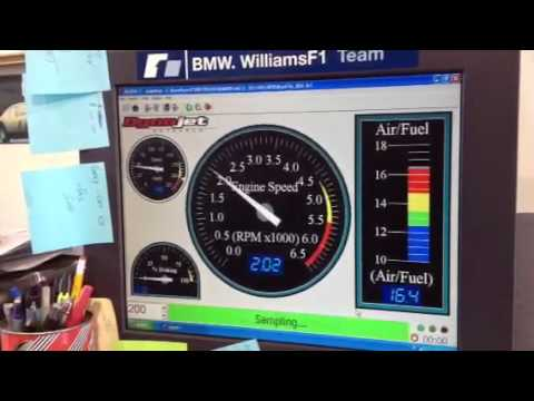 2003 4 0 Ford Explorer Dyno Youtube