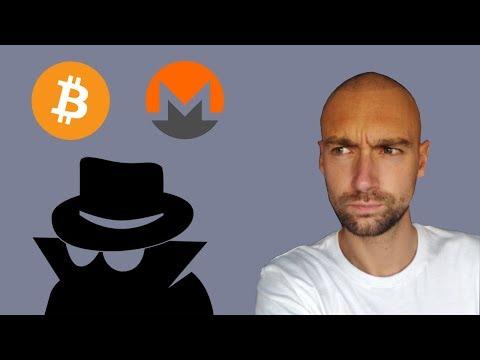 Comment la blockchain, Bitcoin et Monero gèrent la vie privée et l'anonymat