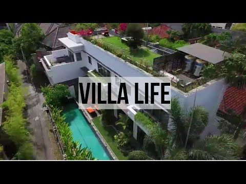 Vlog #11 | 5-Star Villa Walkthrough - Living the high life in Bali!