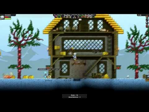 Starbound: Cave Rave - PART 5 - TNG