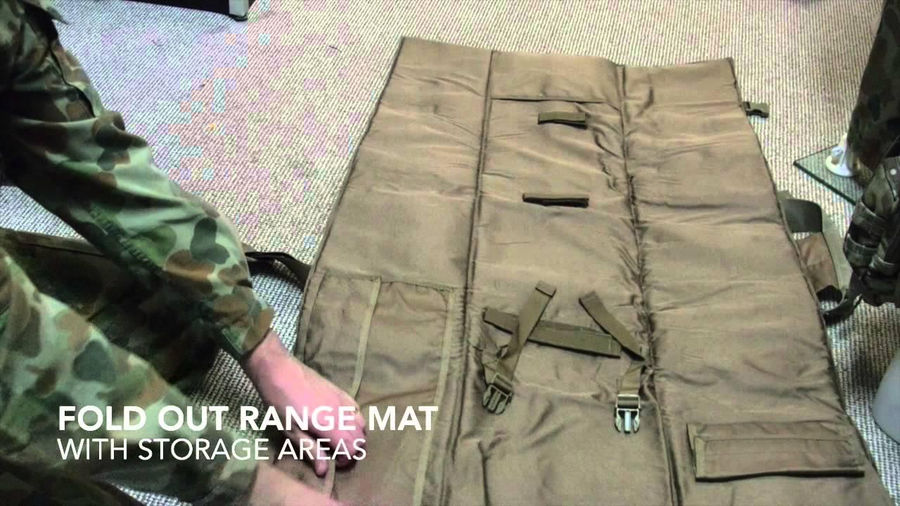 Range Mat Bag