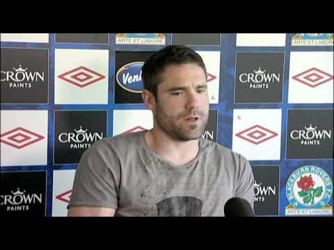 David Dunn on Blackburn survival | Premiership - Man City 1-0 Blackburn 25-04-11