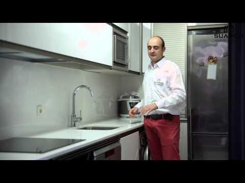 Suarco muebles de cocina youtube for Muebles de cocina suarco