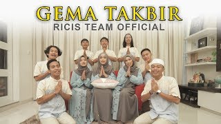 Download lagu GEMA TAKBIR RICIS OFFICIAL TEAM.