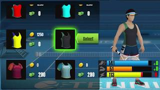 Pocket Tennis League Gameplay Trailer ANDROID GAMES on GplayG