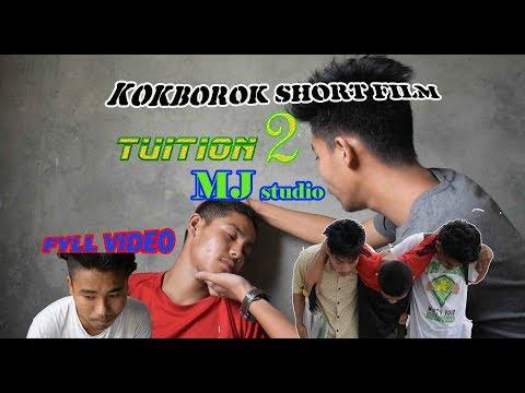 TUITION 2 Full Video // Kokborok Short Film //MJ Studio