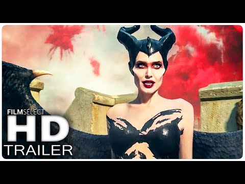 MALEFICENT 2: Mistress of Evil Trailer (2019),* download