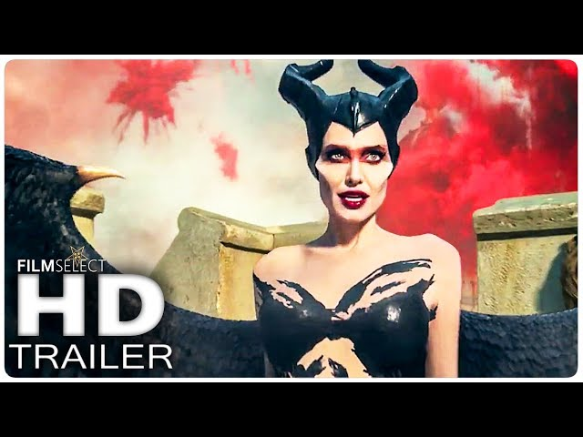 MALEFICENT 2: Mistress of Evil Trailer (2019)