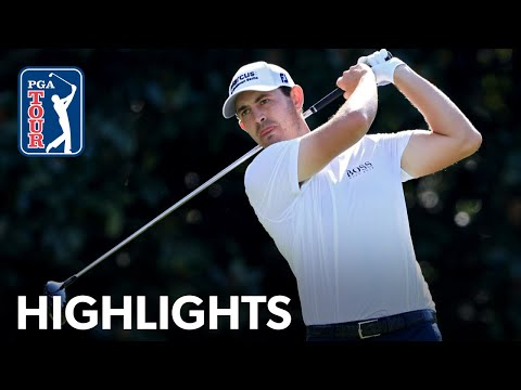 Patrick Cantlay shoots 4-under 66 | Round 2 | TOUR Championship | 2021