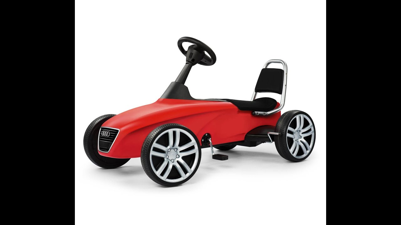 Seater Pedal Car For Kids
