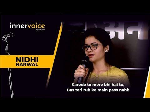 Kareeb To Mere Bhi Hai Tu, Bas Teri Ruh Ke Main Pass Nahi   Nidhi Narwal Unheard 7.0   Ep 08