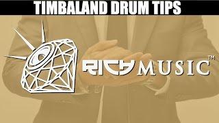 timbaland drum tip