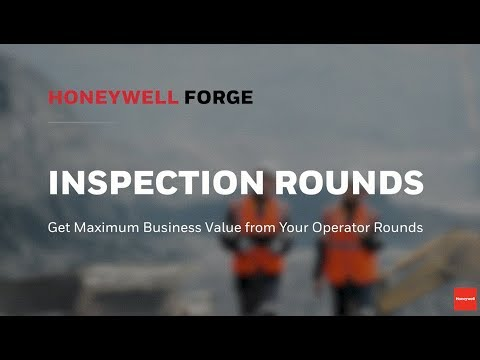 Honeywell Forge Inspection