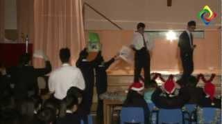 2012-2013基督教聖約教會堅樂中學歌唱比賽