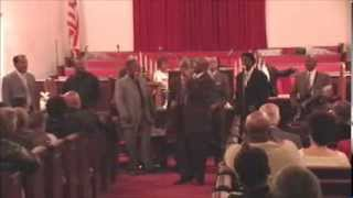 KANSAS CITY GOSPEL WONDERS - PT. 1 - I BELIEVE IN GOD - I ONCE WAS LOST BUT NOW AM FOUND