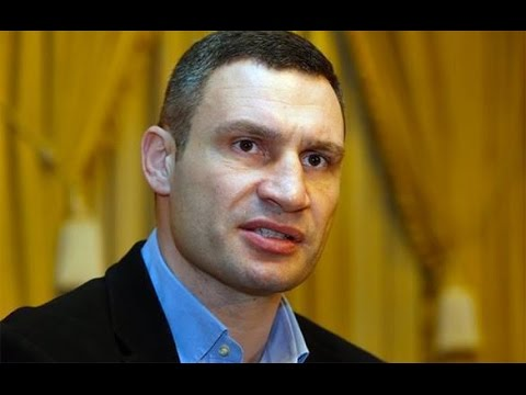 Klitschko gives another funny interview