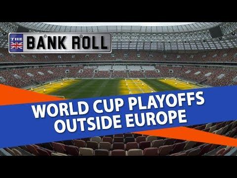 Soccer Betting & WCQ Rest of the World 1st Leg Match Predictions | Team Bankroll