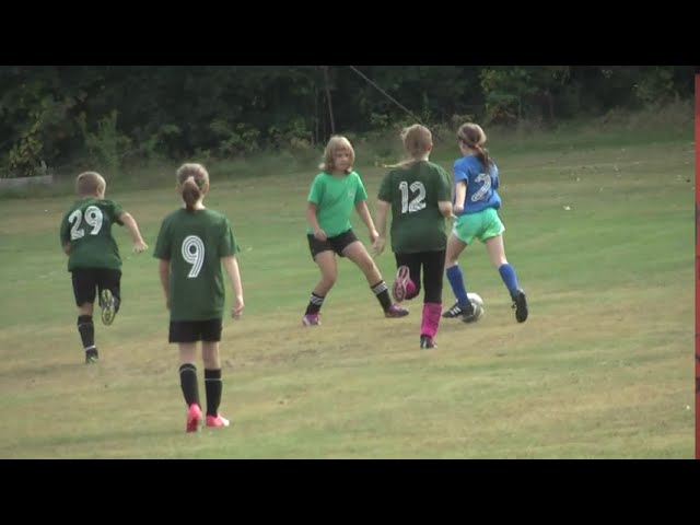 Champlain-Rouses Point - Chazy Peewee  9-21-13