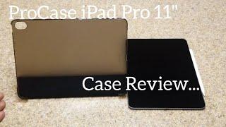 """ProCase iPad Pro 11"""" Case review"""