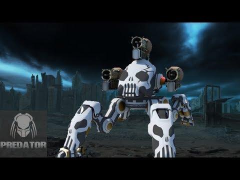 BRAWLING WITH MAX FUJIN | 1 MILLION DAMAGE | War Robots