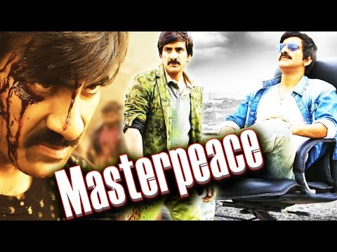 Masterpiece (2015) - Ravi Teja [NEW] HD | South Dubbed Movies 2015 Full Hindi Dubbed Movie