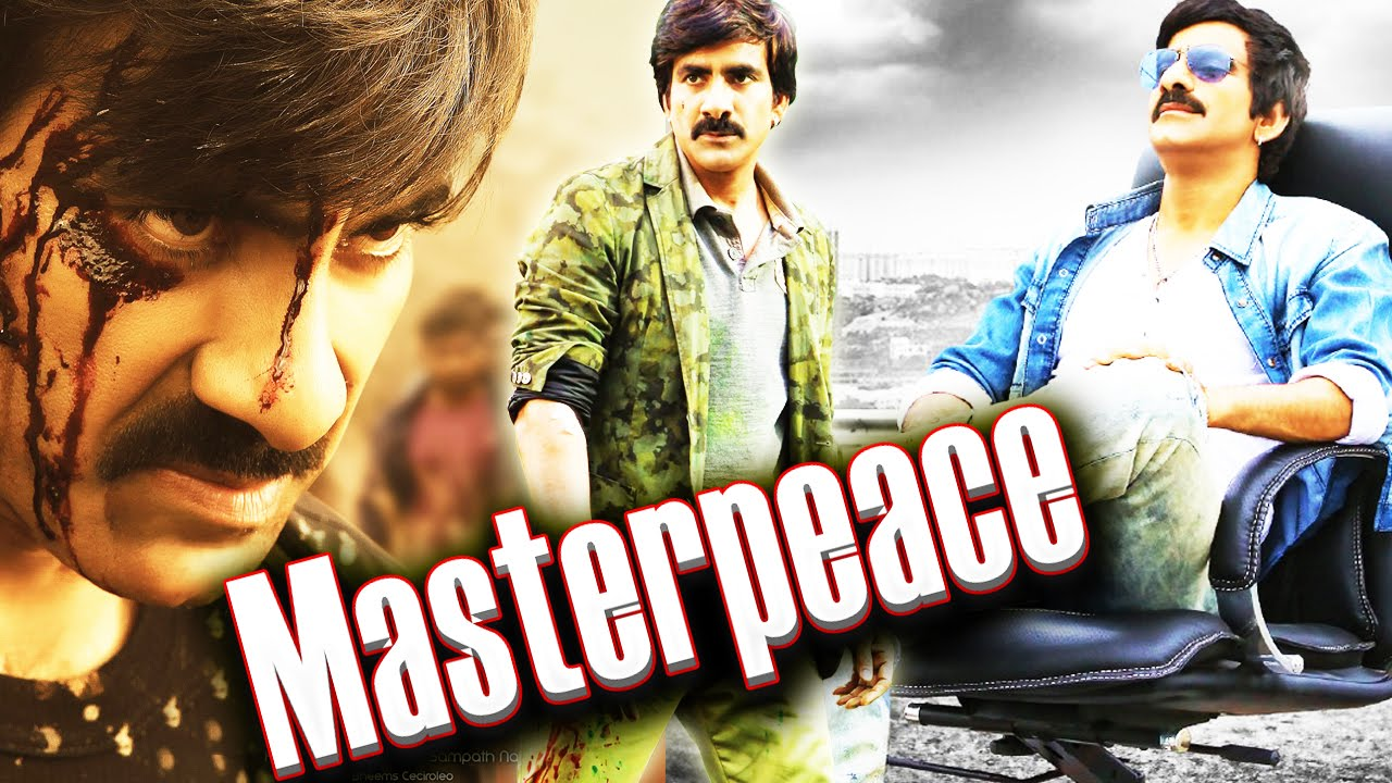 masterpiece (2015) - ravi teja [new] hd | south dubbed movies 2015
