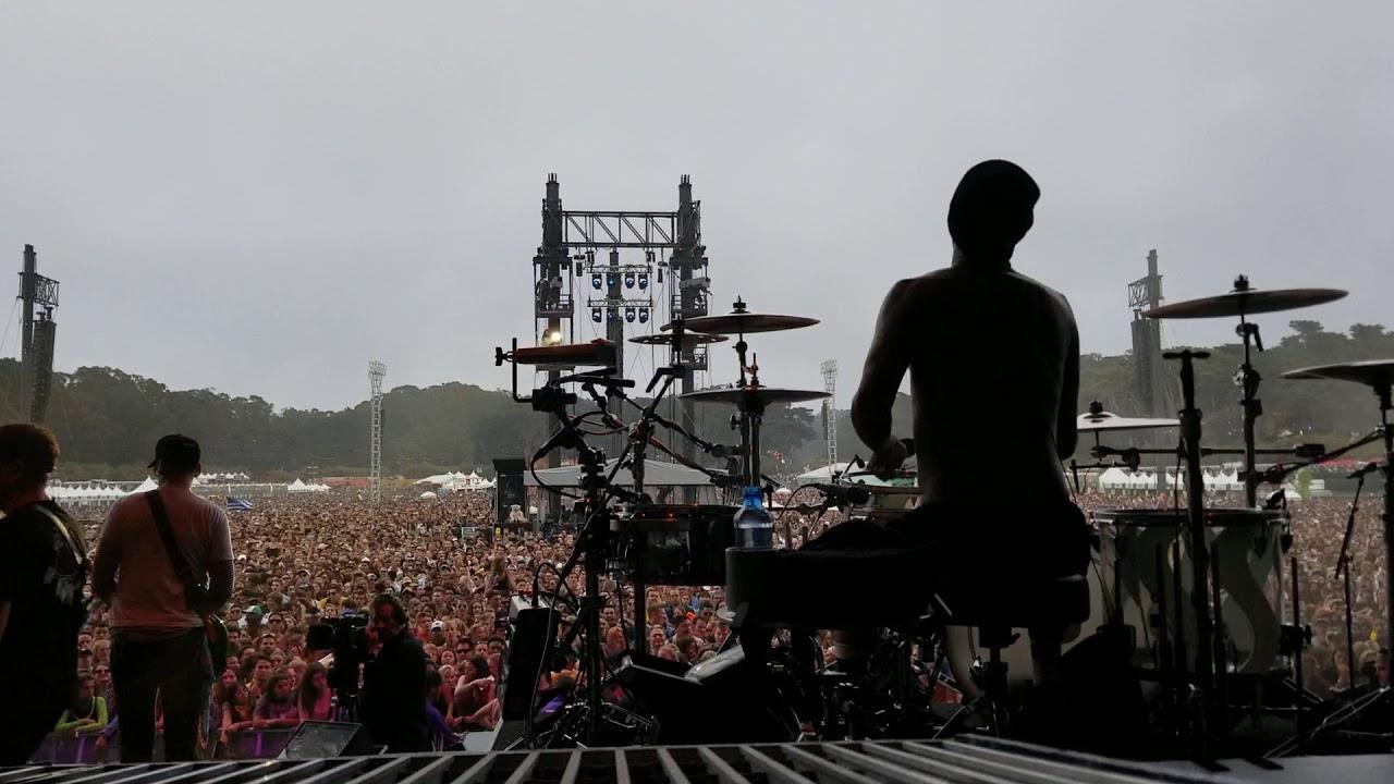 Download Blink 182 VIOLENCE at outside lands festival san Francisco August 2019