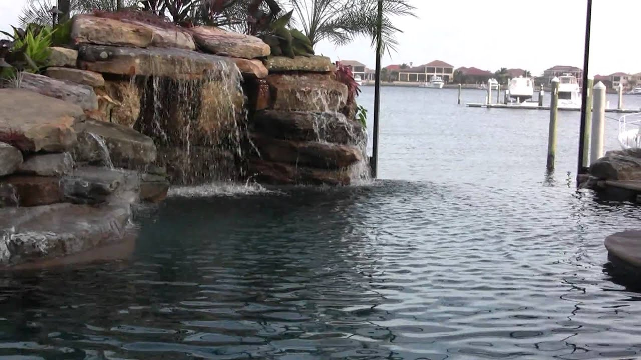 client testimonial of negative edge swimming pool in palmetto florida by lucas lagoons youtube. Black Bedroom Furniture Sets. Home Design Ideas