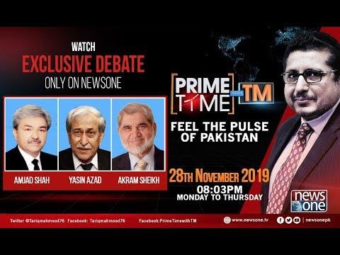Prime Time with TM - Thursday 28th November 2019