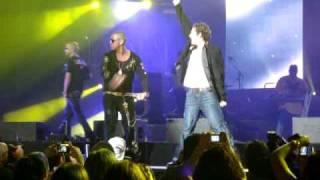 Torre de Babel (live) - Wisin y Yandel w/David Bisbal @ MSG