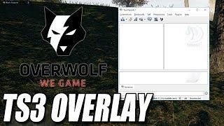 Overwolf's TeamSpeak InGame Overlay | See Who Is Talking On TeamSpeak InGame