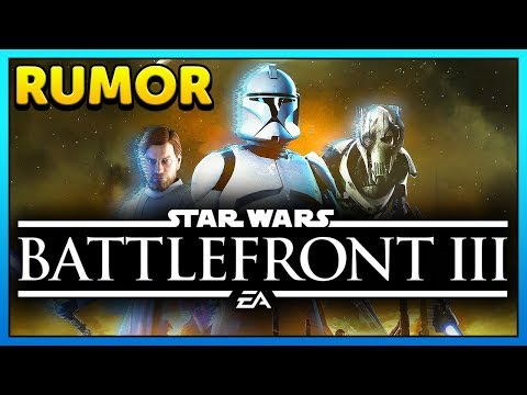 Rumor: Star Wars Battlefront 3 Possible - Not Confirmed - Battlefront 3 News thumbnail