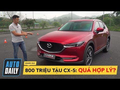 Hơn 800 triệu mua Mazda CX-5 2.0L 2019: QUÁ HỢP LÝ? |Autodaily.vn|