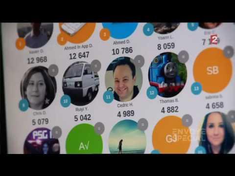 France 2   Envoye Special   Les Objets Connectes à Internet WiFi  4G