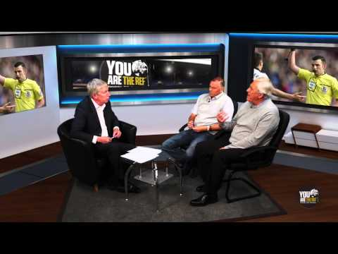 The Ref Show - 18th May 2015 (Hackett on Michael Oliver) | You Are The Ref