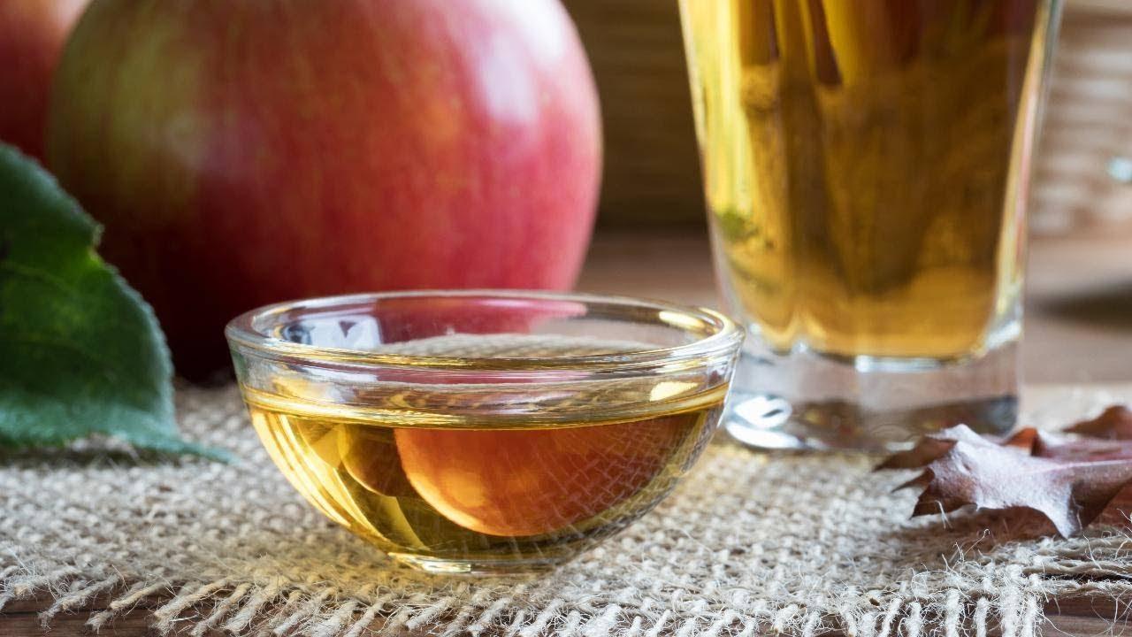 Kiat Menurunkan Berat Badan dengan Cuka Apel
