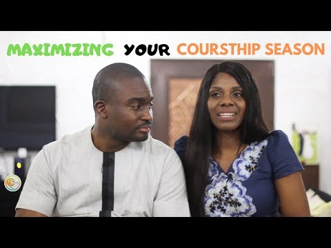 Maximizing Your Courtship (DATING) Season - PART 1 - Kemi And David Oyedepo Jnr