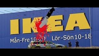 Magnus Betnérs skitsnack om IKEA morden