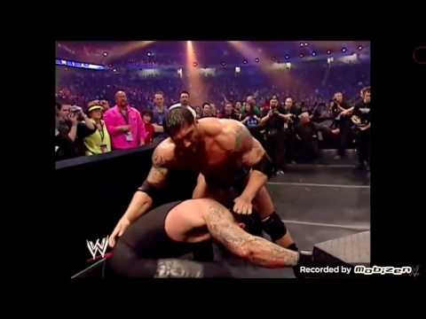 Download FULL MATCH — Batista vs. The Undertaker - World Heavyweight Title Match: WrestleMania 23