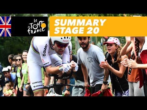 Summary - Stage 20 - Tour de France 2018