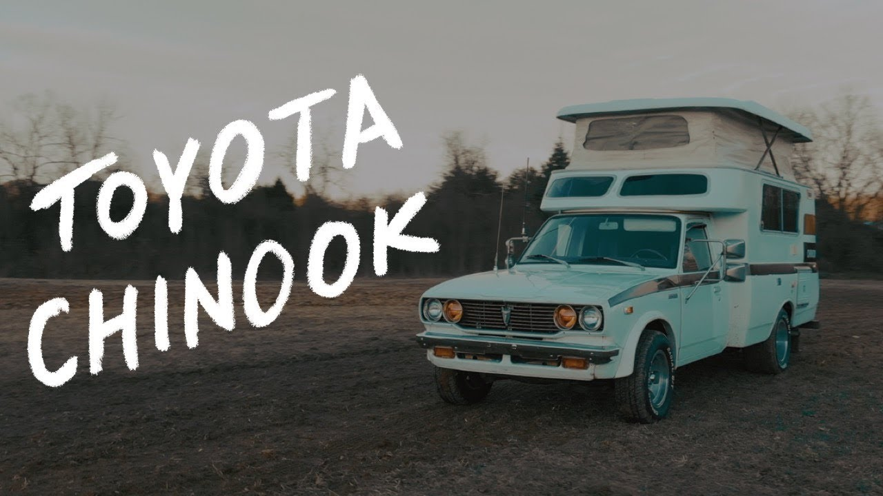 """Резултат с изображение за """"Toyota chinook"""""""