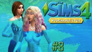ZIMA W SULANI, JAK SYRENY TO PRZEŻYJĄ? | Wyspiarskie Życie #8 | The Sims 4