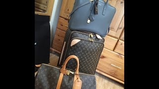Luxury Travel Packing | How I Pack! | Brands Galore!